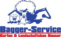 Baggerservice, Garten und Landschaftsbau Heuser